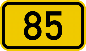 Bundesstraße_85_number.svg