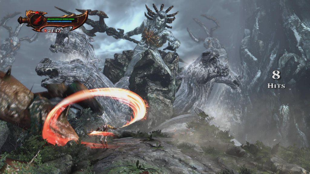 PS4「ゴッド・オブ・ウォー」の1周年記念でDL版 …