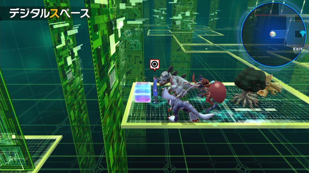 デジモンストーリー ハッカーズメモリー 攻略 サブクエスト(依頼) BBS 麗しのメロディ サイバースルゥース