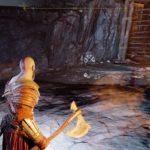 PS4 ゴッドオブウォー ストーリー攻略その3 山頂へ メインクエスト ナゾ解き パズル GOW4 GOD OF WAR
