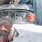PS4 ゴッドオブウォー ストーリー攻略4 新たな目的地 ~ 魔法のノミ GOW4 GOD OF WAR