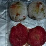 【グロ注意】 山梨県名物 ソルダム B級スイーツ 食レポ