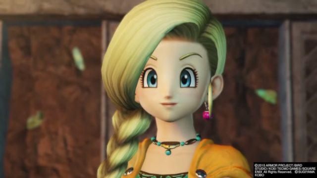ドラクエ5 映画版ユアストーリーとゲーム版のキャラクター比較してみた ビアンカ フローラ 実写 鳥山明 キャラデザ